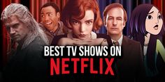 Here is the list of THE BEST NETFLIX SERIES AND SHOWS TO WATCH RIGHT NOW Best Series On Netflix, Netflix Shows To Watch, Good Movies On Netflix, Latest Movies, Netflix List, Netflix Hacks, Romance Movies Best, Best Horror Movies, List Of Tv Shows