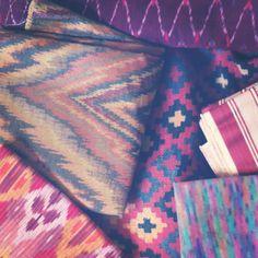 elise bergman: pillows in progress