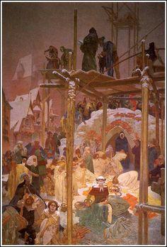 "Alphonse Mucha ~ Miks' Pics ""Alphonse Mucha"" board @ http://www.pinterest.com/msmgish/alphonse-mucha/"
