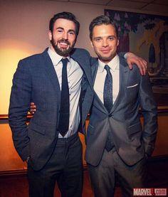 Chris in suit OMG