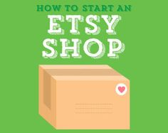 How to Sell on Etsy (PDF Guide)