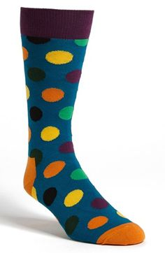 There is nothing like a great pair of socks to remind you to have a great day.