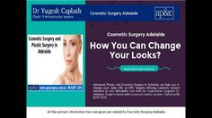 This video is a virtual way, which can help you to find how Cosmetic Surgery Adelaide can change your looks? For more info please visit: http://www.apcsurgery.com.au