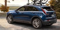 Take off on a fall adventure in the 2019 from Valdosta Cadillac. Click the link in our bio to read more about this luxurious vehicle. Suv Models, Sports Models, Cadillac Ats, Crossover Suv, Small Suv, Roof Rails, Compact Suv, Head Up Display, Android Auto