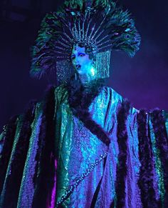 Love this shot by taken while performing my erté inspired act at headdress by moi and robe by Rupaul, Drag Me To Hell, Violet Chachki, Adore Delano, Makeup Books, Club Kids, Burlesque, Designer, Photo And Video