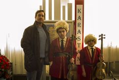 The League of British Artists: Matthew Macfadyen: Lost In Karastan heads to Filmf...