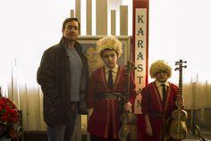 The League of British Artists: Matthew Macfadyen: Lost In Karastan heads to Filmf...