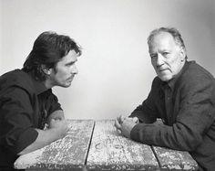 Christian Bale & Werner Herzog