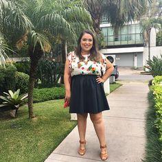 O look escolhido pro almoço com a L'Oréal foi a cara do verão: blusinha @isolda__ para @riachuelo, saia @zara e sandália @schutzoficial! Gostaram? Eu to amaaaaando essa blusa! ❤️ #lookdadaphne #lookdodia #ootd #outfitoftheday #moda #fashion #blogueirademoda #fashionblogger #blogdemoda #fashionblog #blogger #blogueira #bIogando #style #estilo #riachuelo #isoldaparariachuelo #schutz #zara #dmzcozinhacriativa #lorealpro #lifeasdaphne