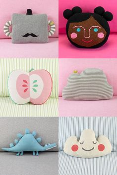 The cutest pillows #playeveryday