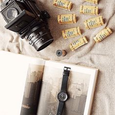 Happy long weekend everyone! Whether you've got something exciting planned, or simply looking forward to a quiet weekend of rest and relaxation, indulging in your favourite hobbies.   via @alexanderalv featuring the Braun BN 142 Series #photography #hobby #hobbies #camera #film #art #flatlay #artsy #artistic #braun #braunwatch #dieterrams #braunwatches #braunmalaysia #watch #watches #timepiece #watchcube