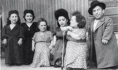 The dwarves of Auschwitz The Ovitz family