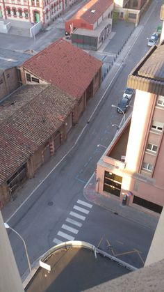 Streets from Vic, Catalonia, Spain