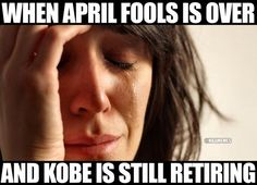 RT @NBAMemes: The clock continues to click on Kobe Bryant's career. #6MoreGames - http://nbafunnymeme.com/nba-funny-memes/rt-nbamemes-the-clock-continues-to-click-on-kobe-bryants-career-6moregames