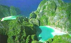 Isla Koh Phi Phi Leh, Tailandia