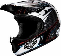 Fox Rampage Helmet....Yes please