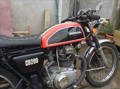 My #CB200