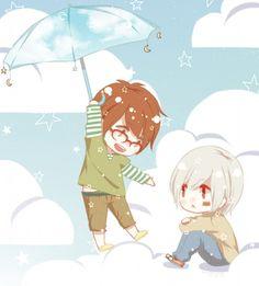 Utaite Amatsuki and Mafumafu