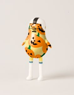 Halloween Sticky Monster Lab figure