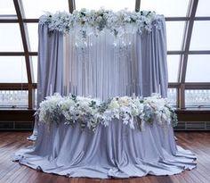 Прохладная зимняя свадьба - Свадьбы - Сообщество декораторов текстилем и флористов