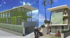 CNN producers talk with Architect Peter De Maria, a previous guest on G Living's Room101. Peter specializes in Container based homes here in Southern California. He is even building a Container home just down the street from the G Living studios.
