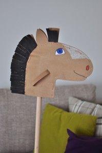 kindergeburtstag ponyparty zum nachbasteln das mami. Black Bedroom Furniture Sets. Home Design Ideas