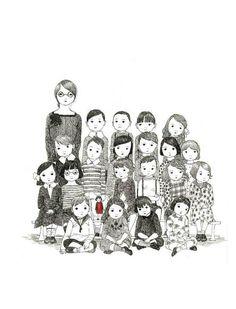 Cute class picture