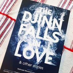 Leser The djinn falls in love & other stories  #thedjinnfallsinloveandotherstories #neilgaiman #noveller #fantasy #books #bøker #bookstagram #bookishgirl #leseglede #leselykke