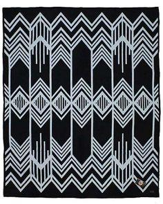 Pendleton Blankets Black