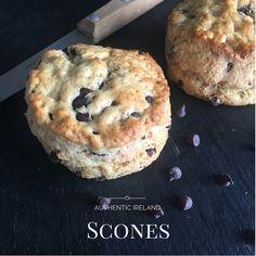 Scones, Brown bread, garlic bread... Recettes idéales pour petit déjeuner du week-end...