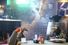 I've got a date on the new episode of #TheMuppets on Tuesday at 8|7c on ABC! Set a date to watch it!