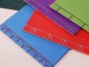 Japanese Side Sewn binding