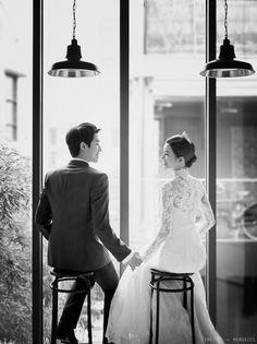 #korean #prewedding Timetwo Studio Photoshoot Part 2, Korea by Timetwo Studio | www.OneThreeOneFour.coom