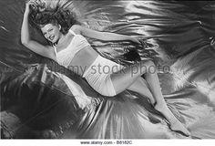 rita hayworth   Rita Hayworth Bikini Stock Photos & Rita Hayworth Bikini Stock Images ...