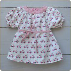 Organic blouse KissKiss-mlk