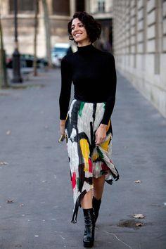 Chantal Adair NycStreetFile  - ELLE.com