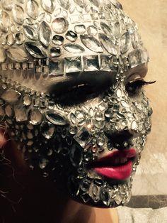 Stunning Loreal Paris, Squad, Halloween Face Makeup, Classroom