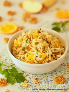 Coleslaw, Fried Rice, Food And Drink, Appetizers, Healthy Recipes, Baking, Vegetables, Ethnic Recipes, Impreza