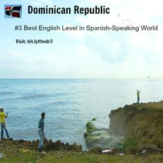 http://espanol.businessenglishace.com/3-spanish-speaking-country-with-highest-english-proficiency/ - The #DominicanRepublic has the 3rd highest level of #English in the #Spanish-speaking world.