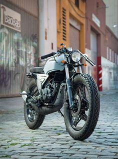 Ottonero Cafe Racer: MBX 74