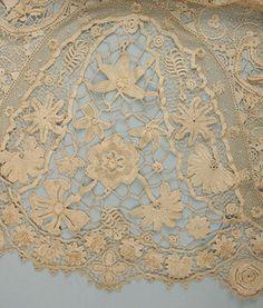 Irish crochet lace - finding inspiration for my next tattoo