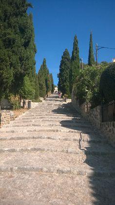 Calvary Steps