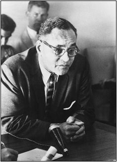 Ralph Johnson Bunche (1904-1971) was born in Detroit. His father was a barber for whites only; his mother was an amateur musician; his grandmother had been born into slavery. Ralph Bunche's enduring fame arises from his service to the US government and to the UN. At the UN he handled problems of the world's peoples who had not yet attained self-government. New York gave him a ticket-tape parade for his work in the Middle East. Bunche received the Nobel Peace Prize 1950.
