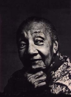 Alberta Hunter by Bluesoundz Radio, via Flickr