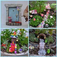 Enchanting Fairy Garden Kits