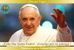 Misioneros de la Palabra Divina: 29 DE JUNIO - DÍA DEL PAPA
