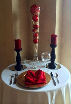 Upgrade your table setting with a gold charger.