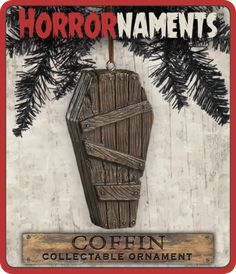 Coffin Horrornament