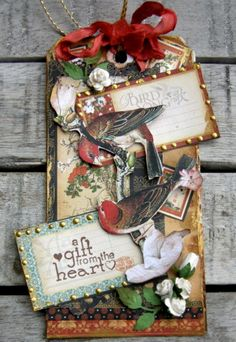 gift from the Heart tag