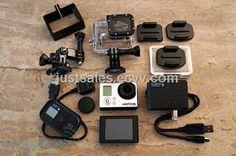 GoPro HD Black Edition Video Camera Camcorder - Malaysia video camera